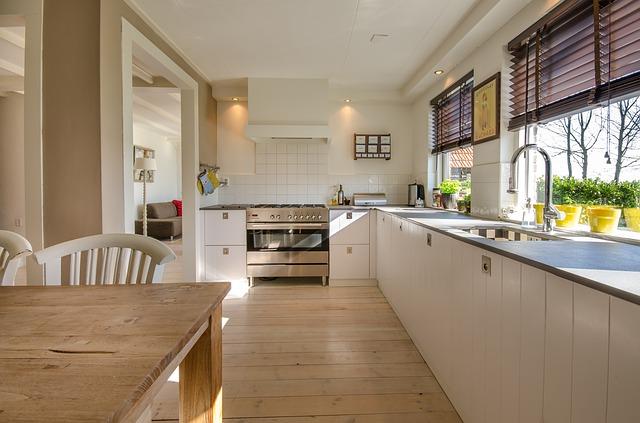 Восемь советов по обустройству вашей кухни